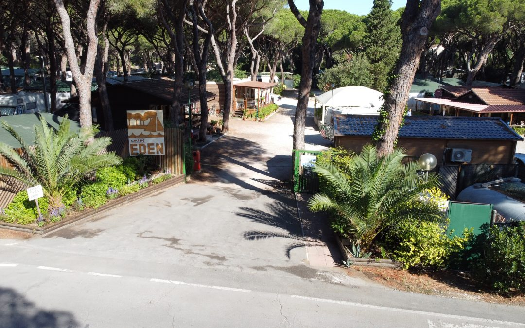 CAMPING EDEN – MARINA DI GROSSETO (GR)